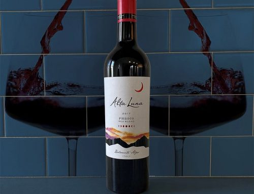 """What Are We Drinking Now? Alta Luna """"Phases"""" Red Blend"""