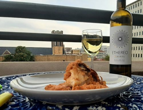 What Are We Drinking Now? Ethereo Albariño